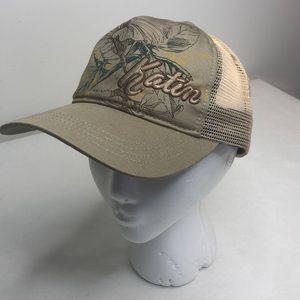 Kanvas by Katin Mens tan trucker hat